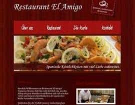 #23 cho Build a Website for restaurants bởi JeevanKoju