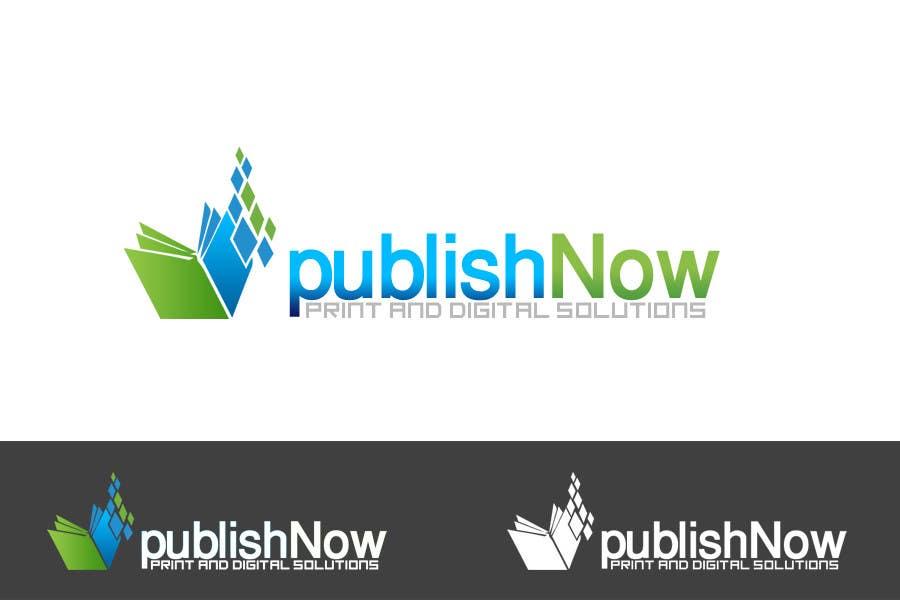 Inscrição nº 30 do Concurso para Logo for Published Now