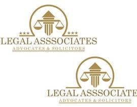 Nro 50 kilpailuun Need a logo for a Indian Law firm käyttäjältä rosarioleko06