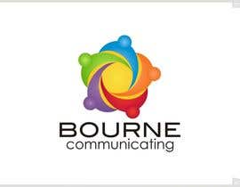 #425 untuk Logo Design for Bourne Communicating oleh innovys