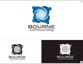 #406 untuk Logo Design for Bourne Communicating oleh innovys