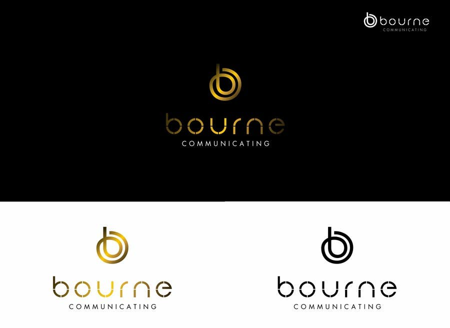 #35 for Logo Design for Bourne Communicating by addatween
