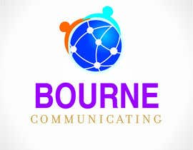 #11 untuk Logo Design for Bourne Communicating oleh ACERAMESH