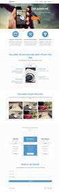 nº 43 pour Design a Website Mockup for new bluetooth low energy product par zicmedia