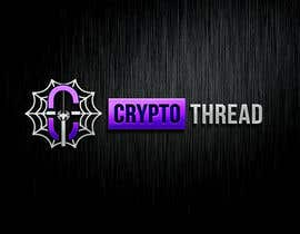 nº 140 pour Design a Logo for www.CryptoThread.com par workha