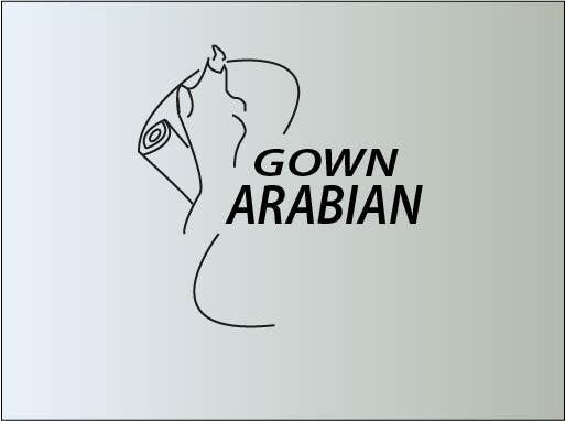 #89 for Logo Design for Arabian Gown by YIGALO
