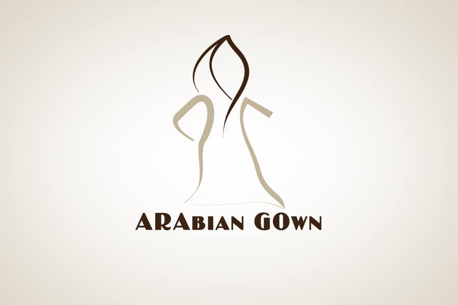 #124 for Logo Design for Arabian Gown by moelgendy