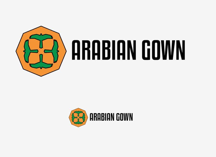 #12 for Logo Design for Arabian Gown by Sagamor