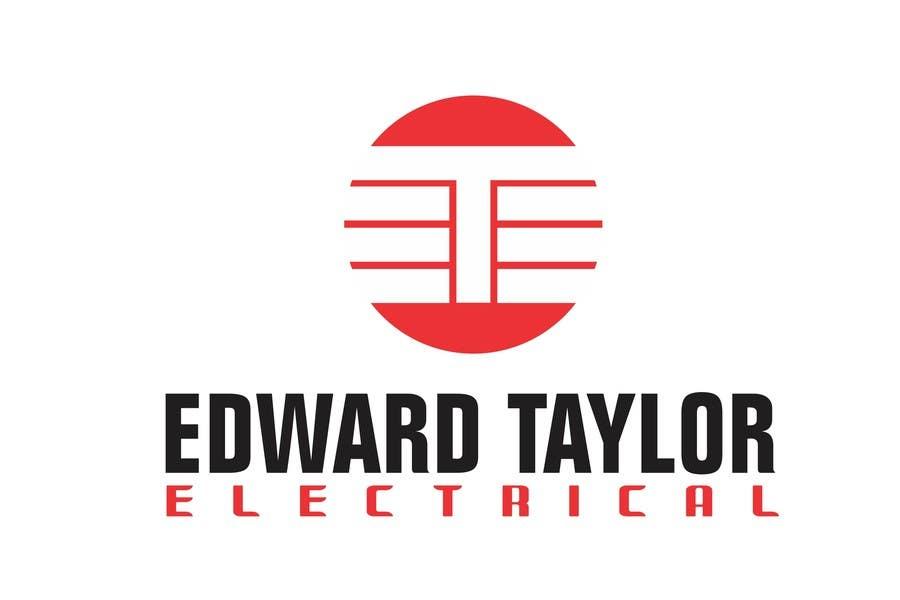 Proposition n°56 du concours Design a Logo for Edward Taylor Electrical