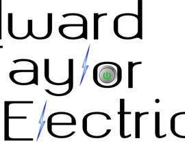 #62 for Design a Logo for Edward Taylor Electrical by PatWms