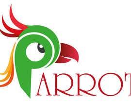 Nro 80 kilpailuun Logo for Parrot App käyttäjältä trustmaxsl