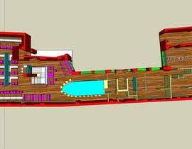 krooogle4you tarafından Please think a best floor plan for a new restaurant ( no Design) için no 11