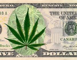 Nro 2 kilpailuun Marijuana Currency Fake Bill käyttäjältä ranjeettiger07