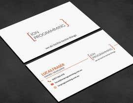 Nro 30 kilpailuun Business Card Design käyttäjältä fahimhasan00