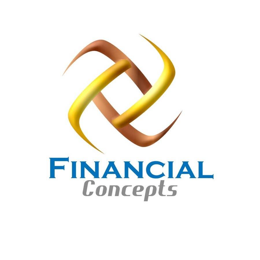 Entri Kontes #151 untukLogo Design for Financial Concepts