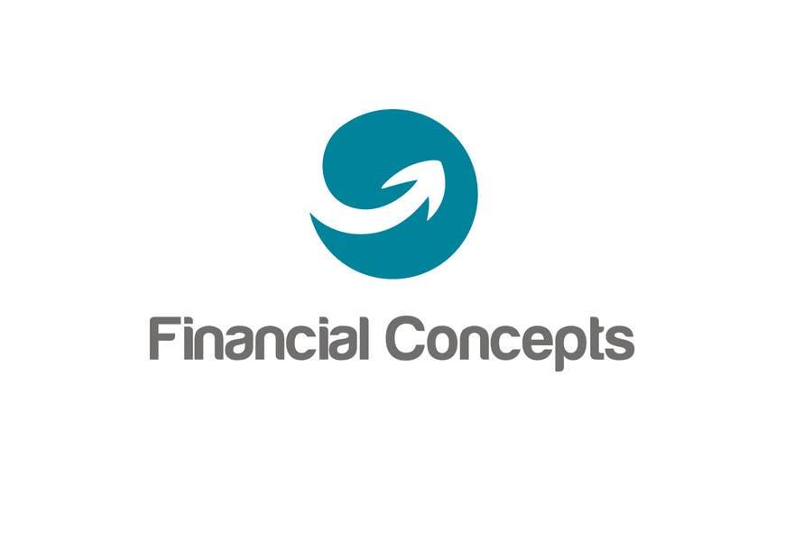 Entri Kontes #213 untukLogo Design for Financial Concepts