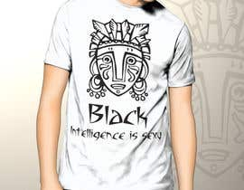#44 cho Design a T-Shirt for African Intelligence bởi poonkaz