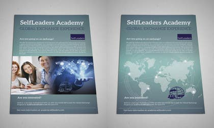 akarakas tarafından Design a flyer for a leadership training program için no 2