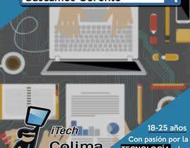 Nro 38 kilpailuun Diseñar un banner de Solicitud de Empleado käyttäjältä frankbel18