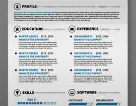 josedaniel620 tarafından Design a CV/Resume için no 4