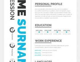 josedaniel620 tarafından Design a CV/Resume için no 7
