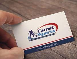 Nro 8 kilpailuun CARPET XPERTS BUSINESS CARD käyttäjältä sagor01716