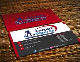 ithinkdifferent tarafından CARPET XPERTS BUSINESS CARD için no 7