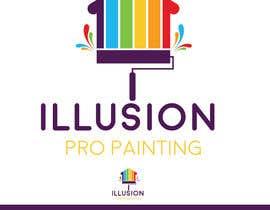MoncefDesign tarafından House Painting Logo Design için no 35