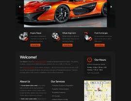 sanzidadesign tarafından Develop a Corporate Identity for a car dealership için no 44