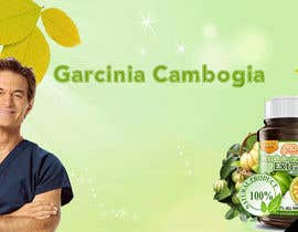 #16 para Design an Advertisement for Garcinia Cambogia por motoroja