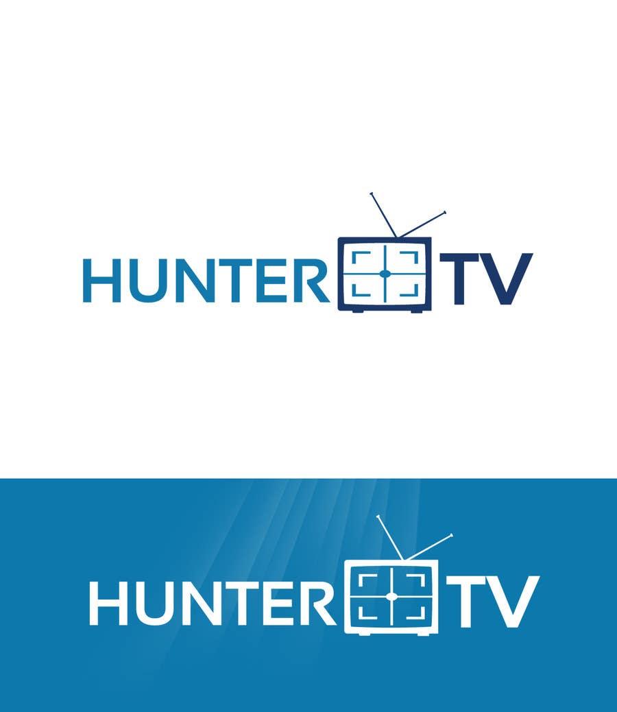Конкурсная заявка №                                        29                                      для                                         Design a Logo for www.huntertv.org