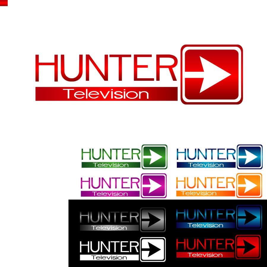 Конкурсная заявка №                                        235                                      для                                         Design a Logo for www.huntertv.org