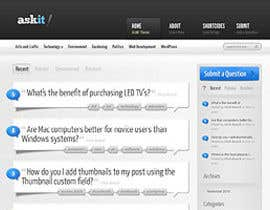 #6 para Online Discussion Forum Index Page Theme Design por Mizanurahman1