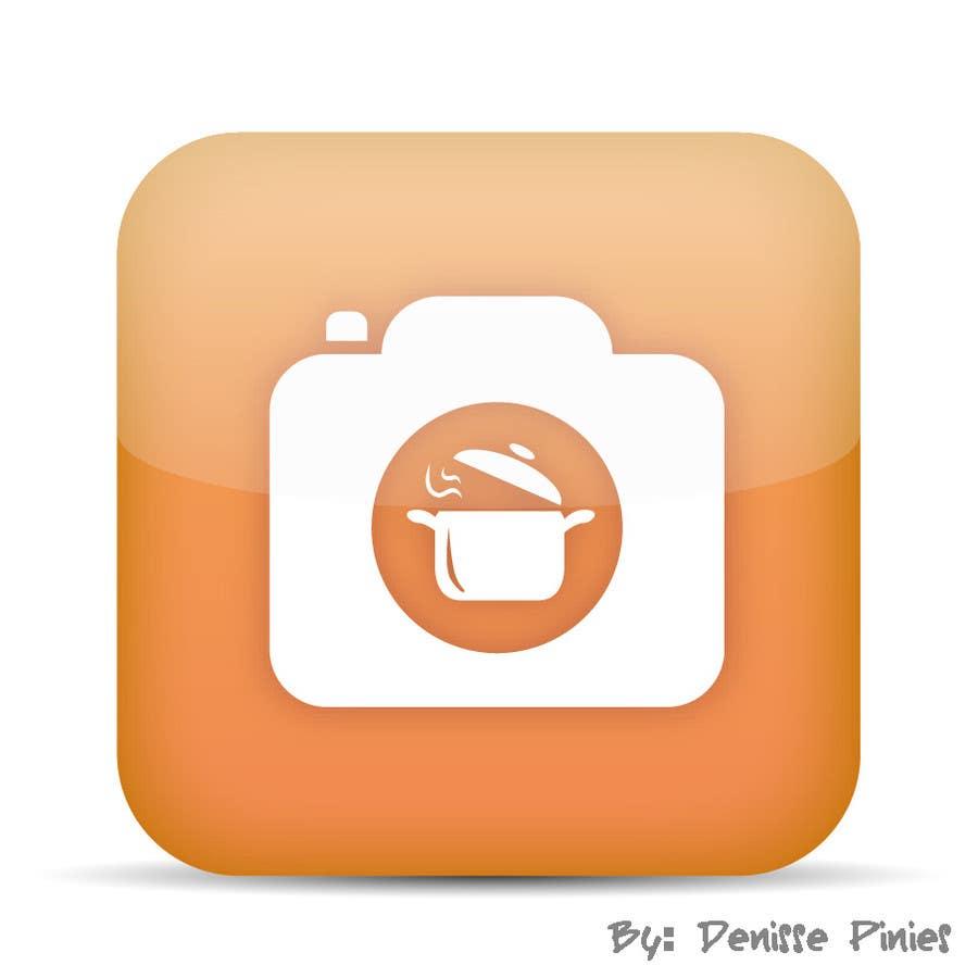 Bài tham dự cuộc thi #67 cho Design eines Logos for photo recipe app