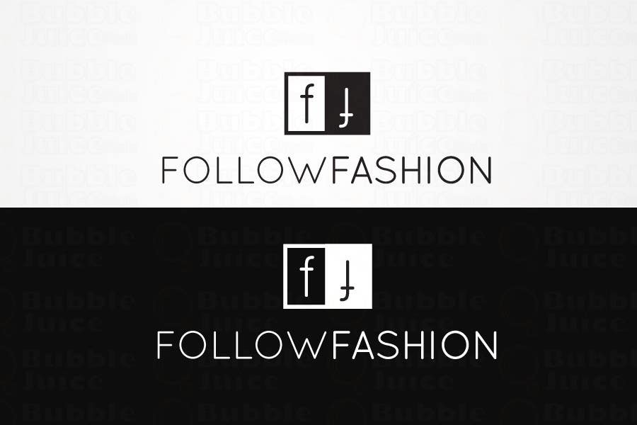 #127 for Logo Design for Follow Fashion by Niccolo