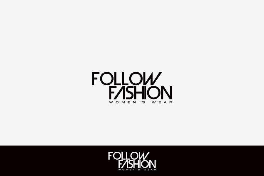 #62 for Logo Design for Follow Fashion by FreelanderTR