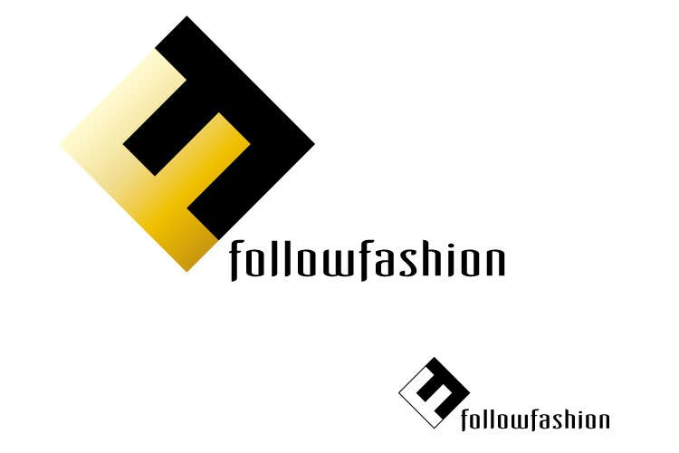 #99 for Logo Design for Follow Fashion by hoch2wo