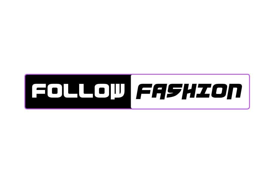 Bài tham dự cuộc thi #293 cho Logo Design for Follow Fashion