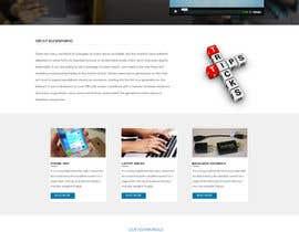 #7 for Design a WordPress Mockup by webidea12