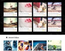 #17 for Design a WordPress Mockup by AviorFX