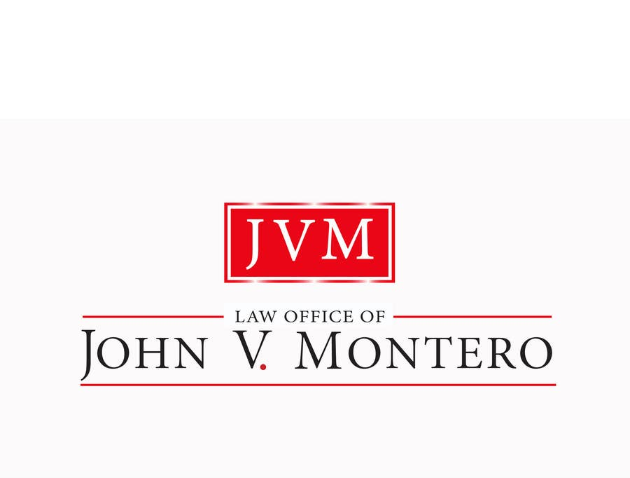 Contest Entry #127 for Logo Design for Law Office of John V. Montero