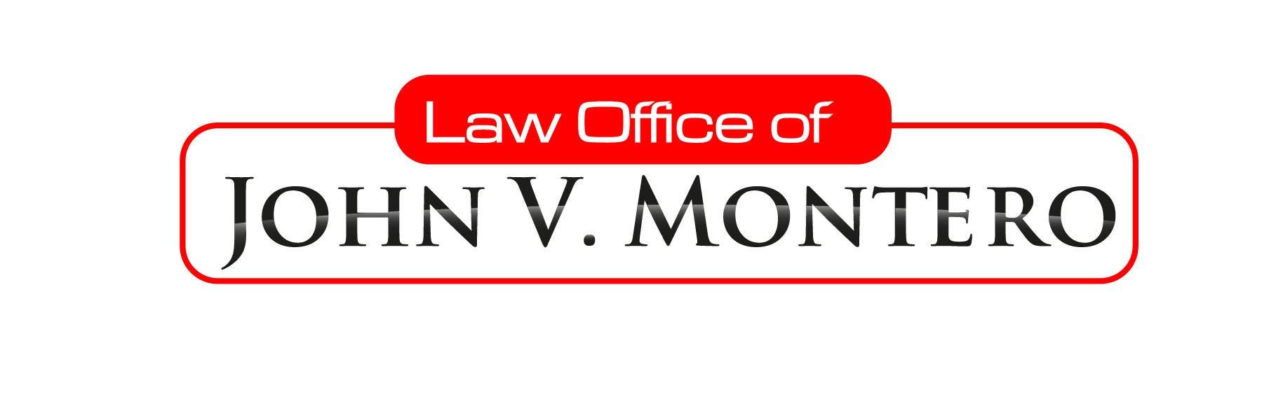 Inscrição nº 290 do Concurso para Logo Design for Law Office of John V. Montero