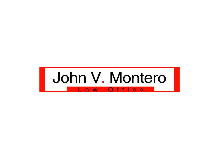 Inscrição nº 96 do Concurso para Logo Design for Law Office of John V. Montero
