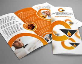 #33 untuk Design a Brochure for Oil and gas website oleh steveborg