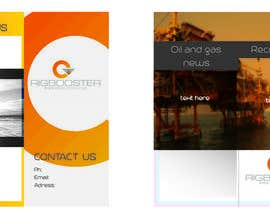 #17 untuk Design a Brochure for Oil and gas website oleh Ritz26