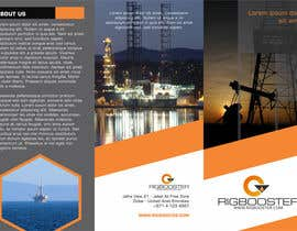 #31 para Design a Brochure for Oil and gas website por barinix