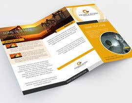 #16 para Design a Brochure for Oil and gas website por eak108