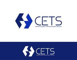 #75 for Design a Logo for CETS.ro by airbrusheskid