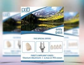 #27 for Create a print ready flyer design by kuldeephub
