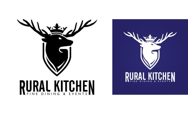 Proposition n°61 du concours Modern Crest Logo for Food Company